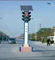 人行信号灯杆