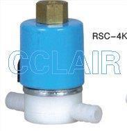 RSC-4K,微型塑料电磁阀 RSC-4K,