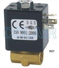 RST-017-06,RST-022-06,RST-028-06,微型常闭式电磁阀,G1/8〞~G1/4〞 RST-017-06,RST-022-06,RST-028-06