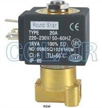 RSW010,RSW012,RSW015,RSW020,RSW025,RSW030,微型电磁阀,G1/8〞 RSW010,RSW012,RSW015,RSW020,RSW025,RSW030