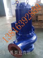 供暖热水屏蔽泵 PBG (R) 80 - 200