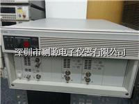 二手安捷伦  4142B+41420A 电压电流源监视器 4142B+41420A
