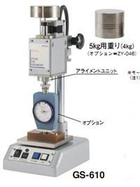 日本得乐TECLOCK 硬度计电动测试架GS-610 GS-610