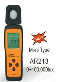 迷你式光照度計 AR213