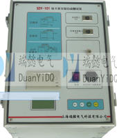 全自动抗干扰介质损测试仪 SDY101