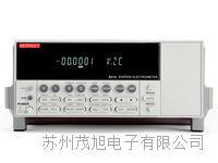 超高電阻/超低電流測量的Keithley靜電計 6500系列+6430