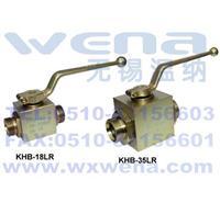 KHB-G1/8,KHB-G1/4,KHB-G1/2,KHB-G3/4,KHB-G1 高压球阀生产厂家