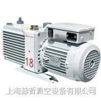 爱德华 E1M18 油封式单级旋片真空泵 Edwards真空泵