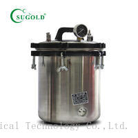 Portable Type Stainless Pressure Autoclave
