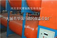 鹤岗A级真空泵机组硅脂保温板设备生产线%现场施工