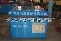 黑河A级碾压硅脂保温板设备生产线%现场施工