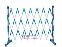 安全伸缩遮拦 圆管伸缩式围栏