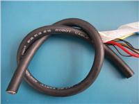拖链电缆,高柔拖链电缆,高柔移动电缆,高柔扁电缆 EKM71383 TRVV