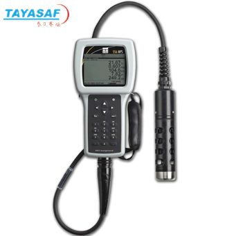 ysi556mps多参数水质测量仪可选配件:   电缆长度,充电电池,气压计图片