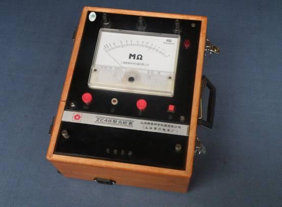 梅格牌1*10-3--1*10-16 ΩPC68数字高阻计