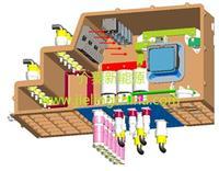 新能源电动汽车高压配电箱/高压配电盒(PDU) Power Distribution Unit NEV-JLPDU200024