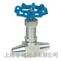 对焊接针型阀 J61Y-40C