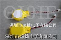 CR2477电池带线带插头 CR2477