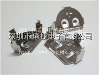 CR2016电池卡座 电池夹 CR2016