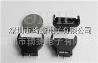 设备专用CR2032-5立式电池座 CR2032-5