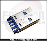 USB 3.0 AM 短体焊线|USB 3.0 A公 短体焊线|USB 3.0 A公|USB 3.0 AM|USB 3.0 焊线公头|USB 3.0 AM 短 USB 3.0 AM 短体焊线