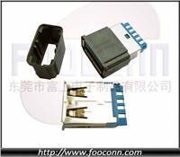 USB 3.0 AF(母)焊线带护套|USB 3.0 AF(母)焊线|USB 3.0 AF焊线带护套|USB 3.0 A母焊线带护套|USB 3.0 A母 USB 3.0 AF(母)焊线带护套