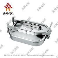 不锈钢方形人孔-卫生级 YAE型-L