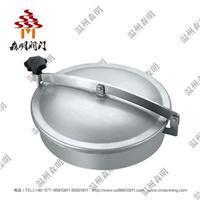 圓型人孔(常壓)-衛生級 SMCYRK