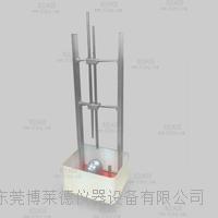 透明高空面罩面具抗冲击试验机 BLD