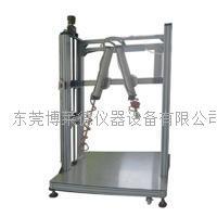 电动轮椅车静态强度试验机/博莱德