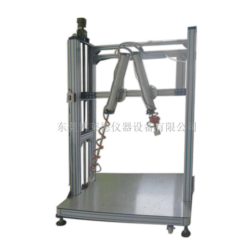 电动轮椅车静态强度试验机/