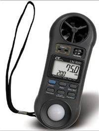 北京协亚供应湿度、温度、光照度、风速四合一表 LM-8000A