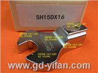 SH15D*16开口扳手头 SH15DX16 可换头扭力扳手头 TOHNICHI东日