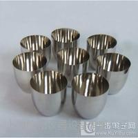 铂金坩埚加工 铂金坩埚厂家