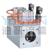 GDQ-JS50,GDQ-JS63,三通式气动高真空挡板阀 GDQ-JS50,GDQ-JS63,