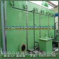 FNJS-100型方型玻璃钢酸雾净化塔净化塔厂家 FNJS-100型