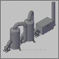 销售YHKE型系列铅烟尘净化装置 YHKE