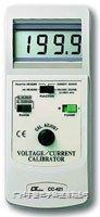 台湾路昌CC-421电压电流校正器CC421电流、电压标定器 CC421