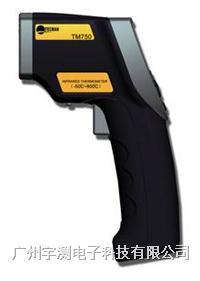 香港泰克曼 TM750 红外线测温仪 -50℃~800℃ TM750