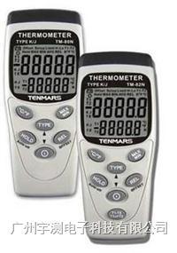 台湾泰玛斯TM-80N K/J型单通道温度计 TM80N