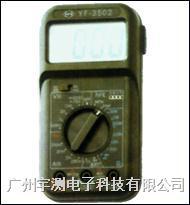 台湾泰玛斯YF-3502T数字万用表YF3502T YF3502T
