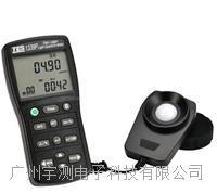 TES1339P-照度计记录型照度光量子计台湾泰仕TES-1339