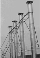 不锈钢烟囱设计 不锈钢烟囱设计