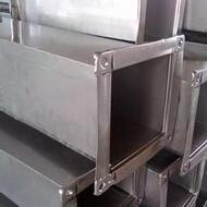 不锈钢通风管道西安加工销售 西安不锈钢通风管道