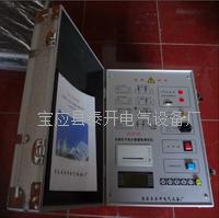 变频抗干扰介质损耗测量仪  TK3580