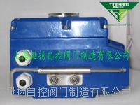 精小型角行程电动执行器
