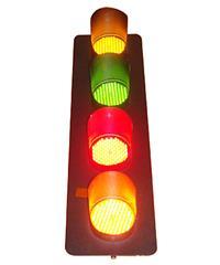 ABC-HCX-100滑触线四相电源指示灯 ABC-HCX-100
