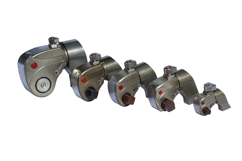 HTW-D系列驱动式液压扳手