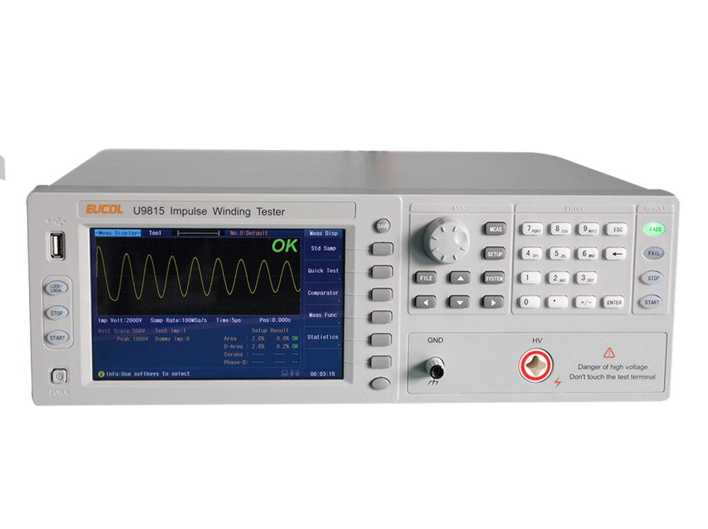 U9815脉冲式线圈测试仪