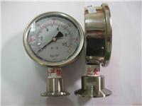 Y-100A-Z/Z/MC 卫生型隔膜壓力表